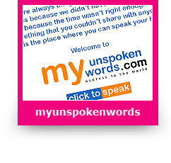 myunspokenwords.com