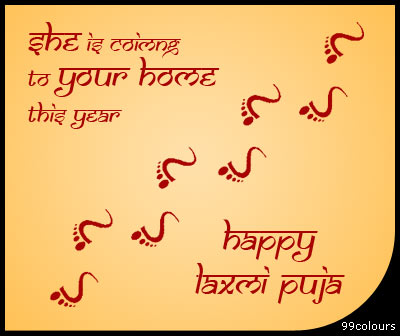 Laxmi Puja orkut scraps, images, greetings